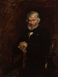 Thomas Carlyle, hero worship